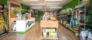 The Evolution Reptiles shop, Kiddlington