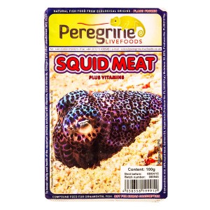 Peregrine Blister Pack Squid Meat 100g