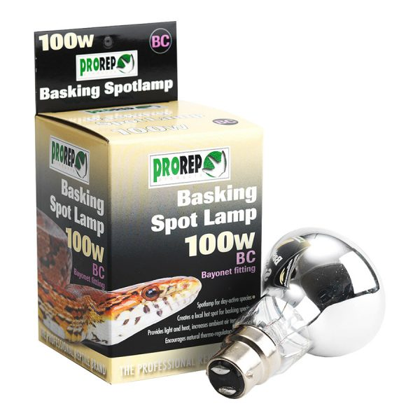 ProRep Basking Spot Lamp - Bayonet Fitting
