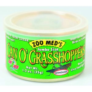 ZooMed Can O' Grasshoppers 34g