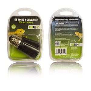 ProRep ES to BC Converter (for BC Bulbs)