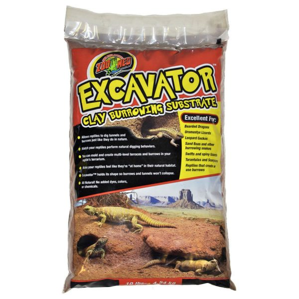 ZooMed Excavator Clay Substrate, 4.5Kg
