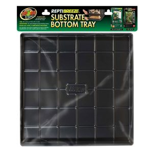 ZooMed ReptiBreeze Substrate Bottom Tray Medium