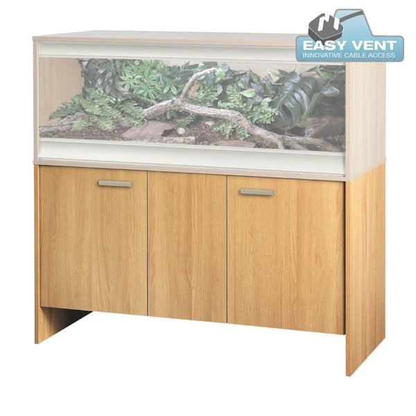 an image of the large-deep VivExotic Cabinet for terrestrial and arboreal vivariums