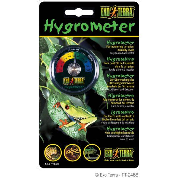 Exo Terra Dial Hygrometer
