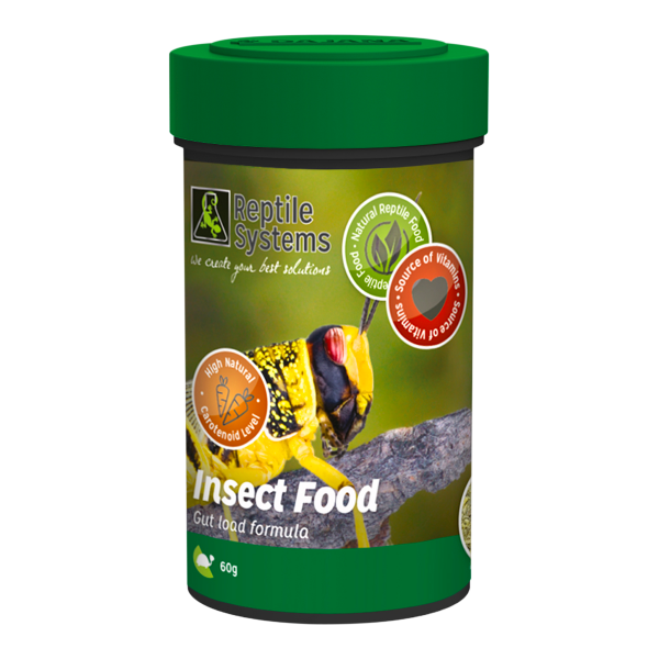 Reptile Systems Insect food
