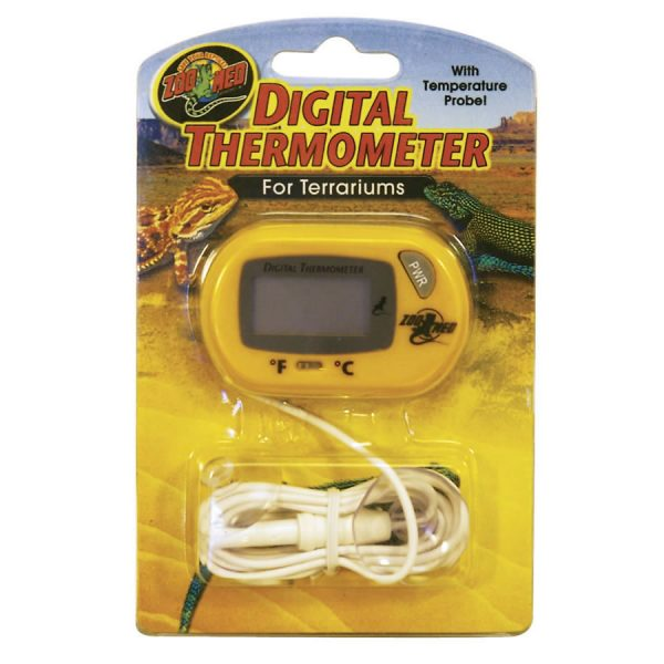 Zoo Med Terrarium thermometer